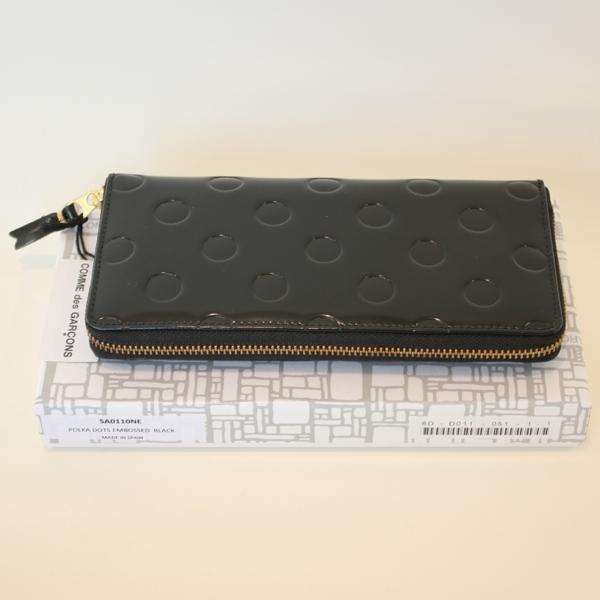 コムデギャルソンの財布 CdG-8D-D011-051-1-1