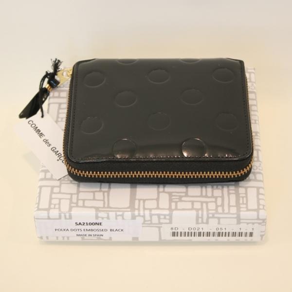 コムデギャルソンの財布 CdG-8D-D021-051-1-1