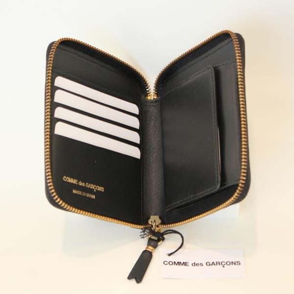 COMMEdesGARCONS メンズ2つ折り財布