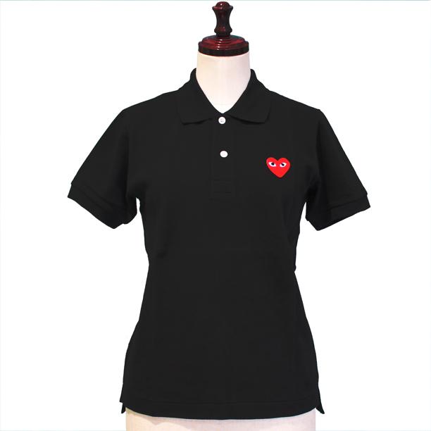 PLAY COMME des GARCONSのポロシャツ CdG-AZ-T005-051-1