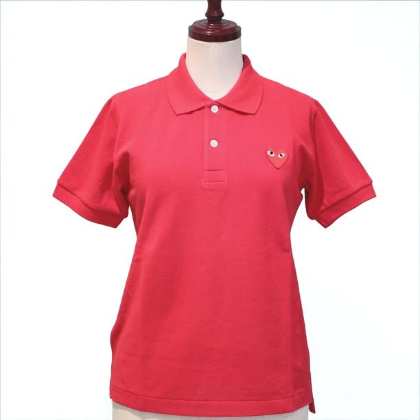 PLAY COMME des GARCONSのポロシャツ CdG-AZ-T005-051-4