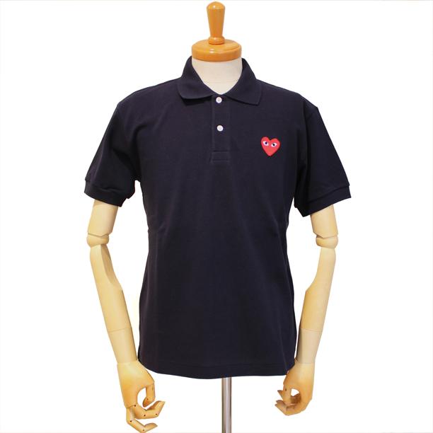PLAY COMME des GARCONSのポロシャツ CdG-AZ-T006-051-2