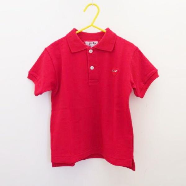 PLAY COMME des GARCONSのポロシャツ CdG-AZ-T505-100-4