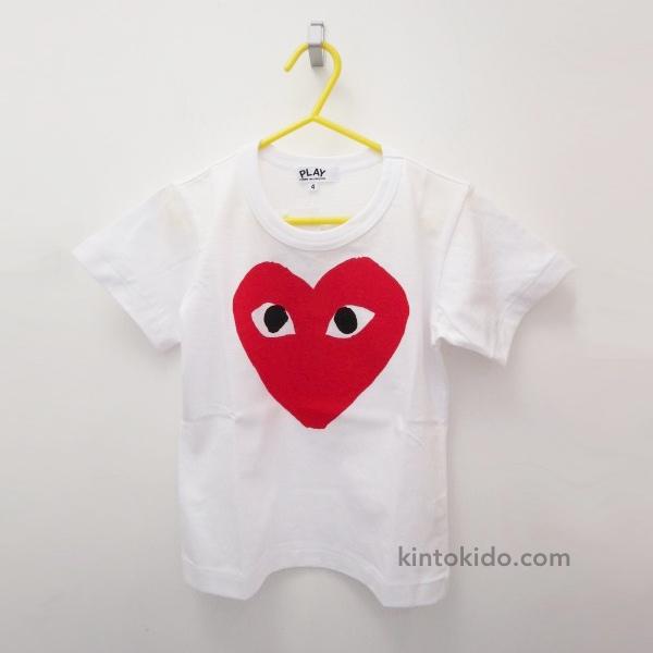 PLAY COMME des GARCONSのTシャツ CdG-AZ-T661-100-1